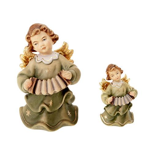 Angel with accordion 1