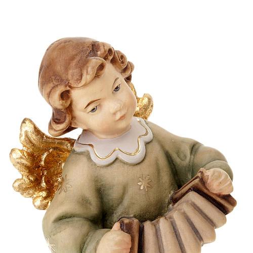 Angel with accordion 4