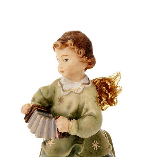 Angel with accordion 6