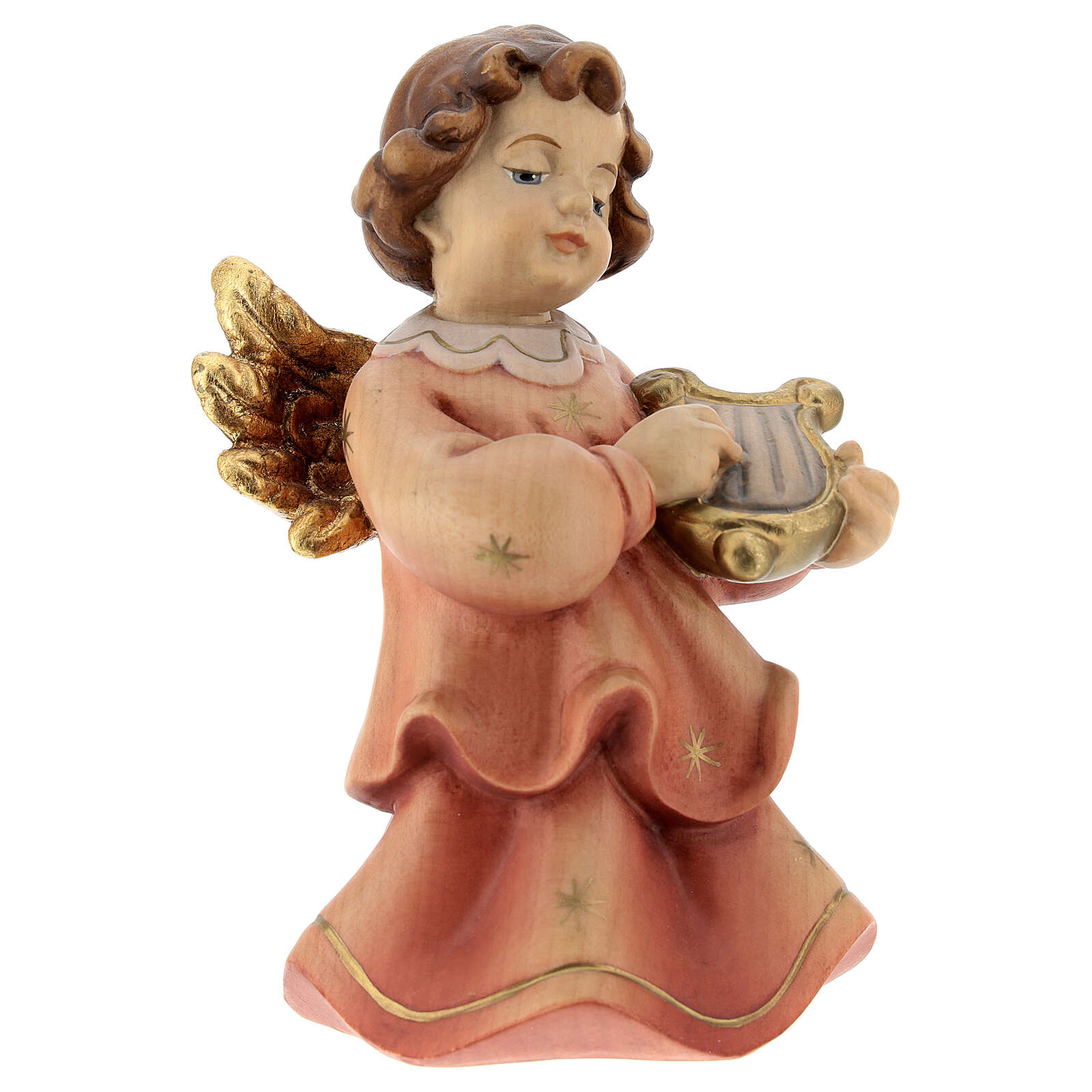 Angel with lyre 3