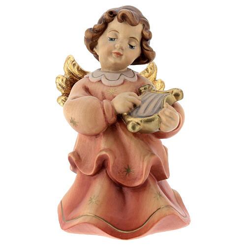 Angelito con cítara 1