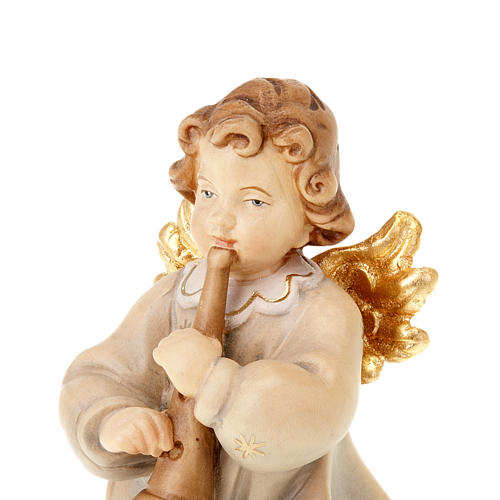 Angel with clarinet 5