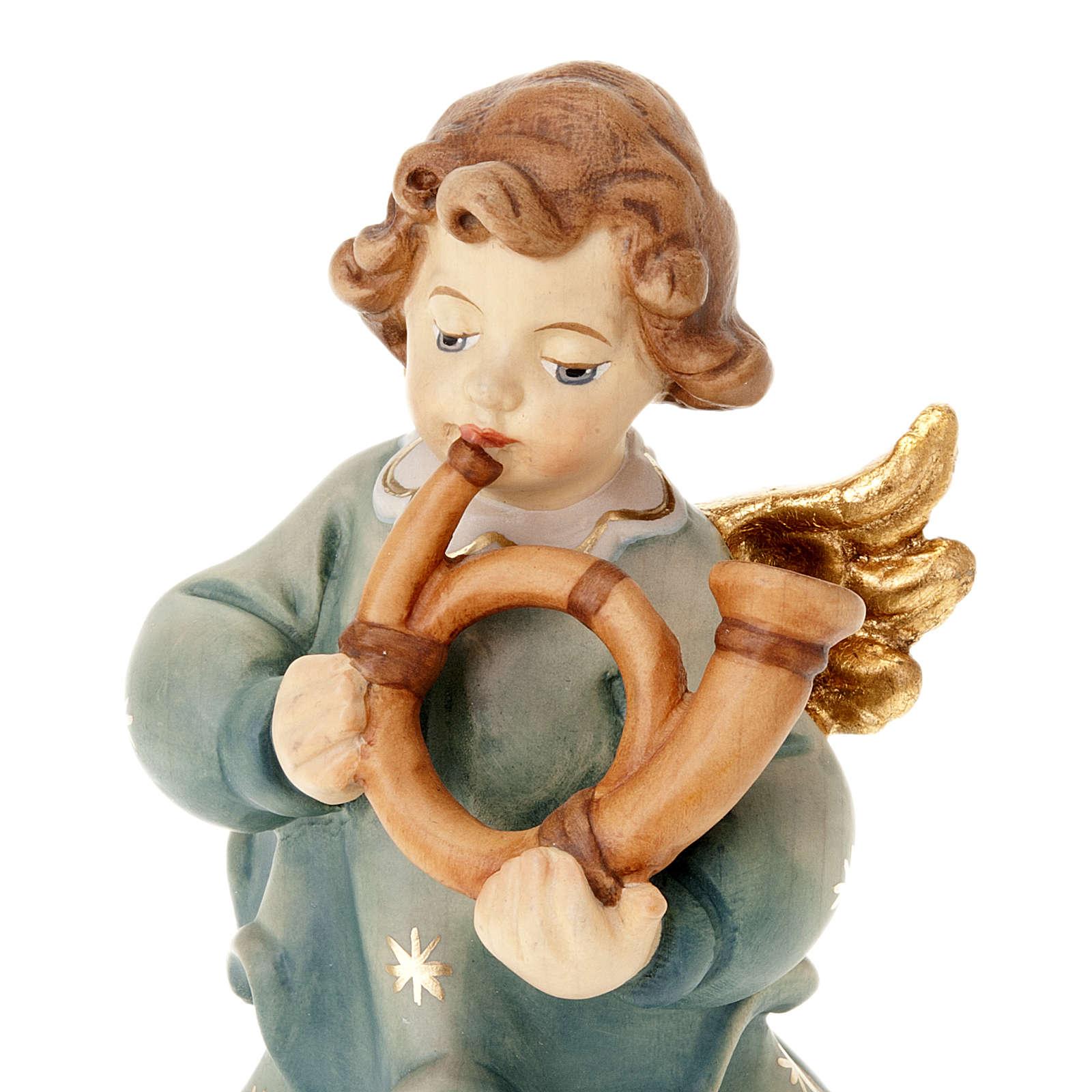 Angelito con corneta 3