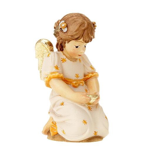 Angel on his knees 1