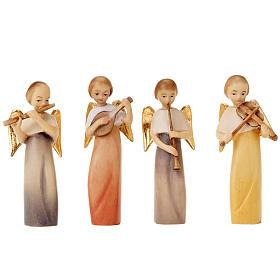 Musician Angel Statue in Modern Style s1