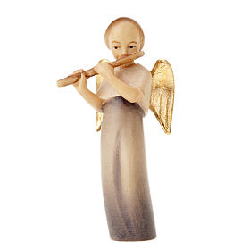 Musician Angel Statue in Modern Style s12