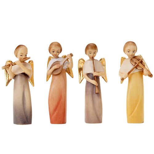 Musician Angel Statue in Modern Style 1