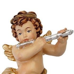 Angelo con flauto traverso s3