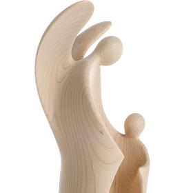 Anioł Stróż 'otoczenie design' drewno Va s3