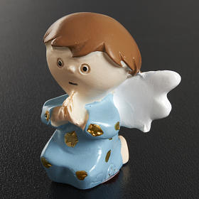 Angel in blue resin s2