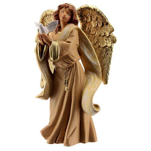 Ange avec colombe Fontanini 12 cm 2