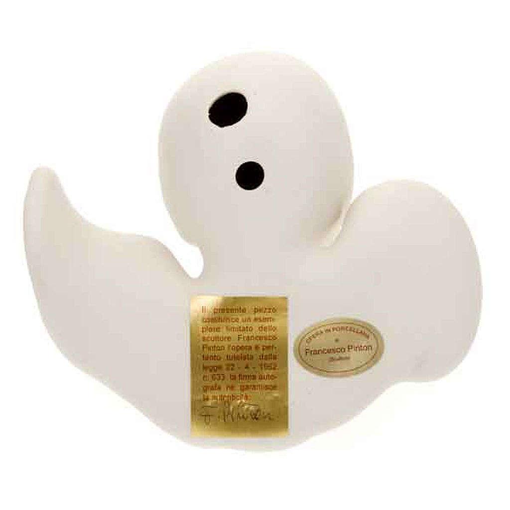 Cabeças de anjos Francesco Pinton 22 cm 3