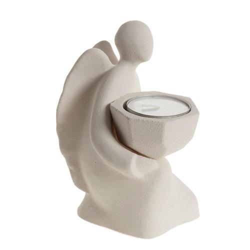 Angelo Adorazione bianco argilla refrattaria 4