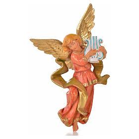 Anges musiciens 11 cm cm Fontanini 4 pcs s4