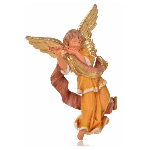 Anges musiciens 11 cm cm Fontanini 4 pcs 5