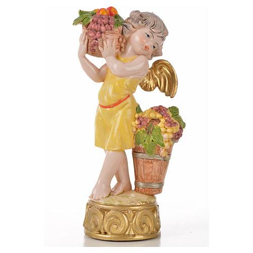 Angeli delle Stagioni 4 pz Fontanini cm 12 t/por. 4