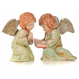 Anjos 8 peças Fontanini 7,5 cm s8