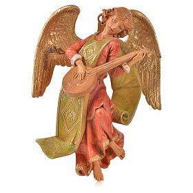 Ángel con mandolina cm. 21 Fontanini s1