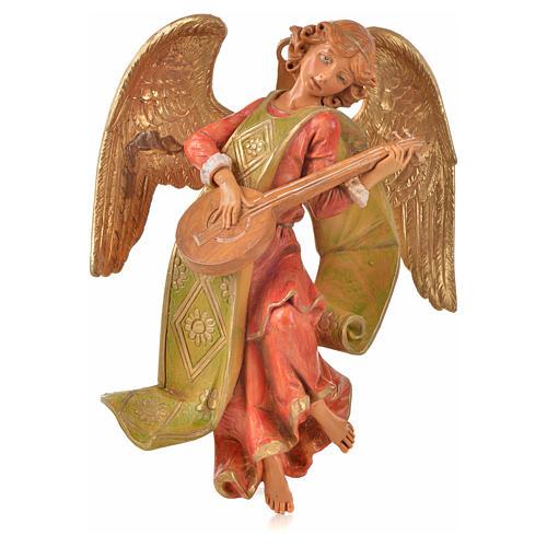 Ángel con mandolina cm. 21 Fontanini 1