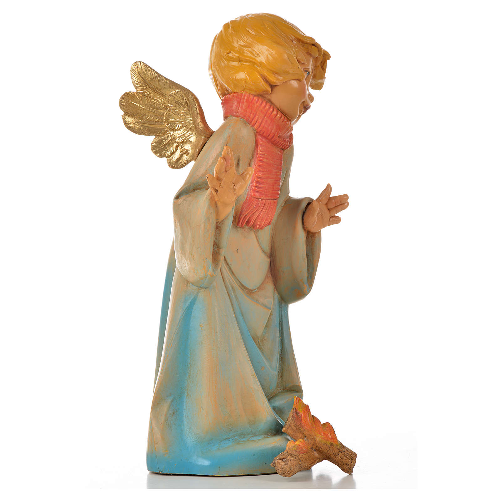 Ange avec écharpe 20,5 cm Fontanini 3