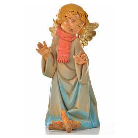 Ange avec écharpe 20,5 cm Fontanini s1