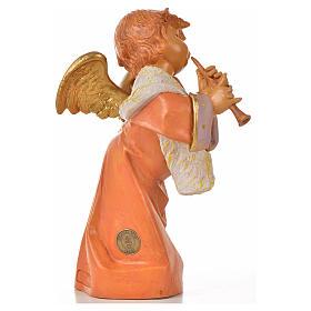 Angelo con flauto Fontanini cm 20.5 s2