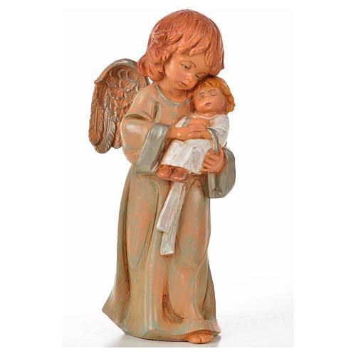 Angeli in piedi 6 pz Fontanini cm 15 7