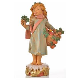 Angeli delle Stagioni 4 pz Fontanini cm 17 s4