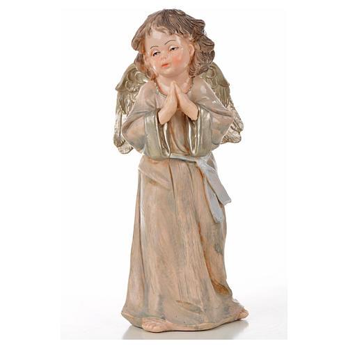 Angeli in piedi 6 pz Fontanini cm 15 tipo porcellana 4