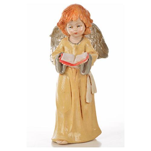 Angeli in piedi 6 pz Fontanini cm 15 tipo porcellana 6