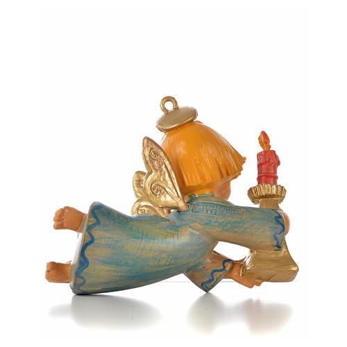 Angioletto con candela cm 9 Fontanini 2
