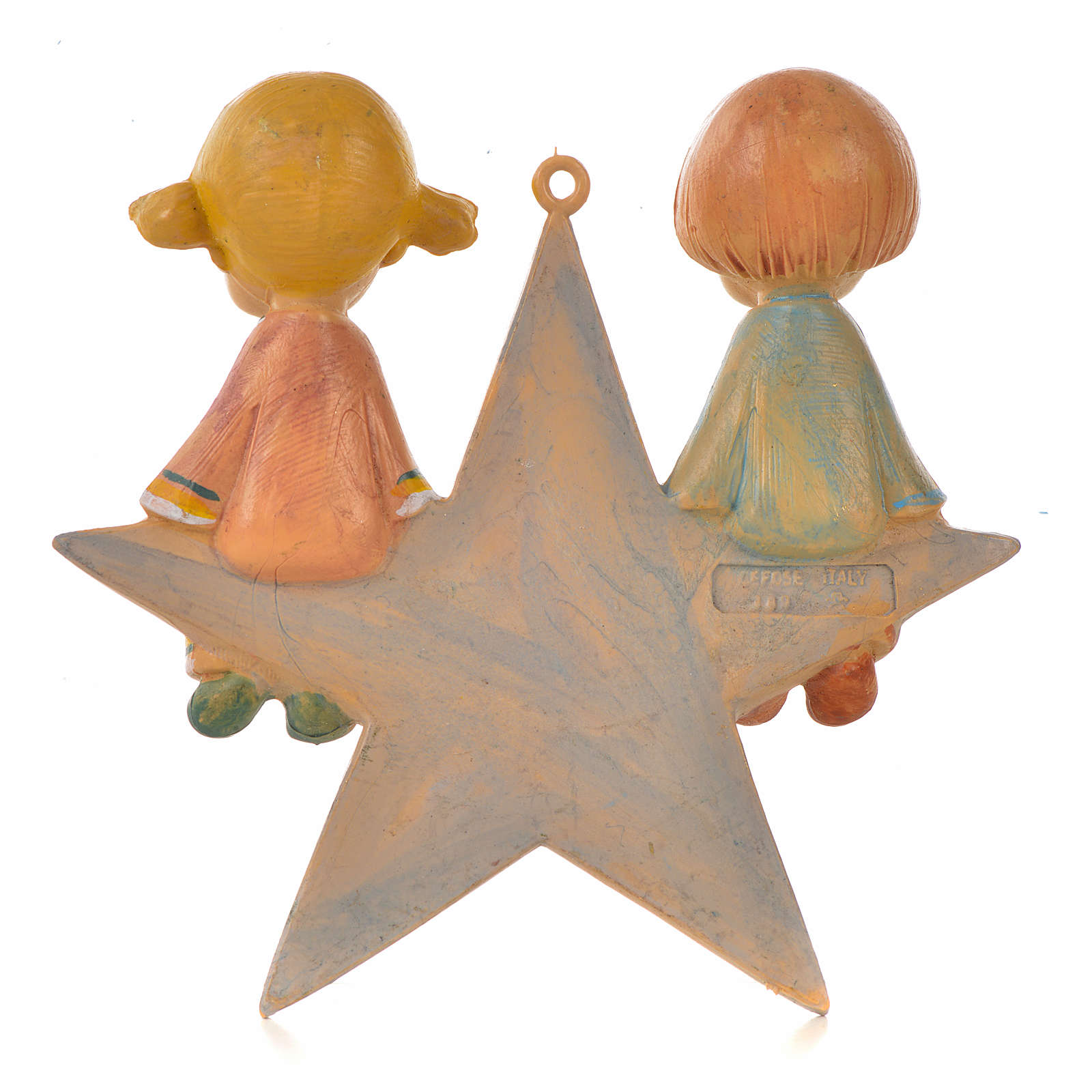 Angelito en la estrella cm. 9 Fontanini 3