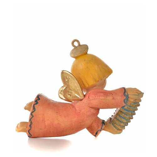 Angioletto con fisarmonica cm 9 Fontanini 2