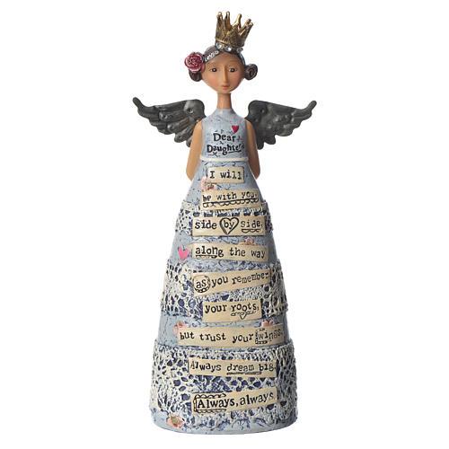Dear Daughter Angel figurine 1