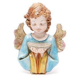 STOCK Angelo Fontanini mezzo busto da appendere cm 20 s1