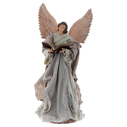Angel 55 cm with book 1