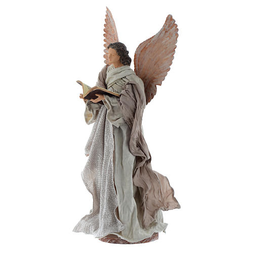 Angel 55 cm with book 2