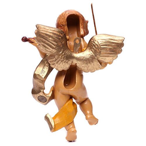 STOCK Angelo con violino Fontanini cm 27 tipo porcellana 3