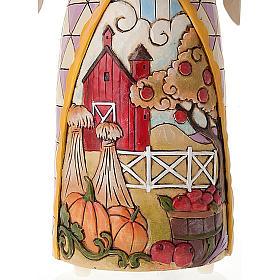Carillon Angelo dell'autunno (Autumn Bounty) s6