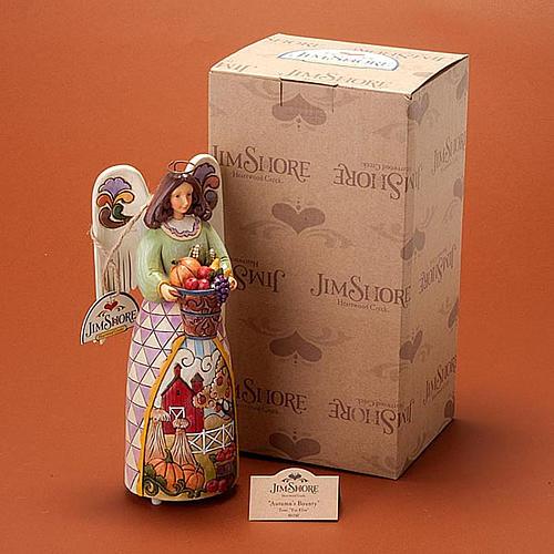 Carillon Angelo dell'autunno (Autumn Bounty) 2