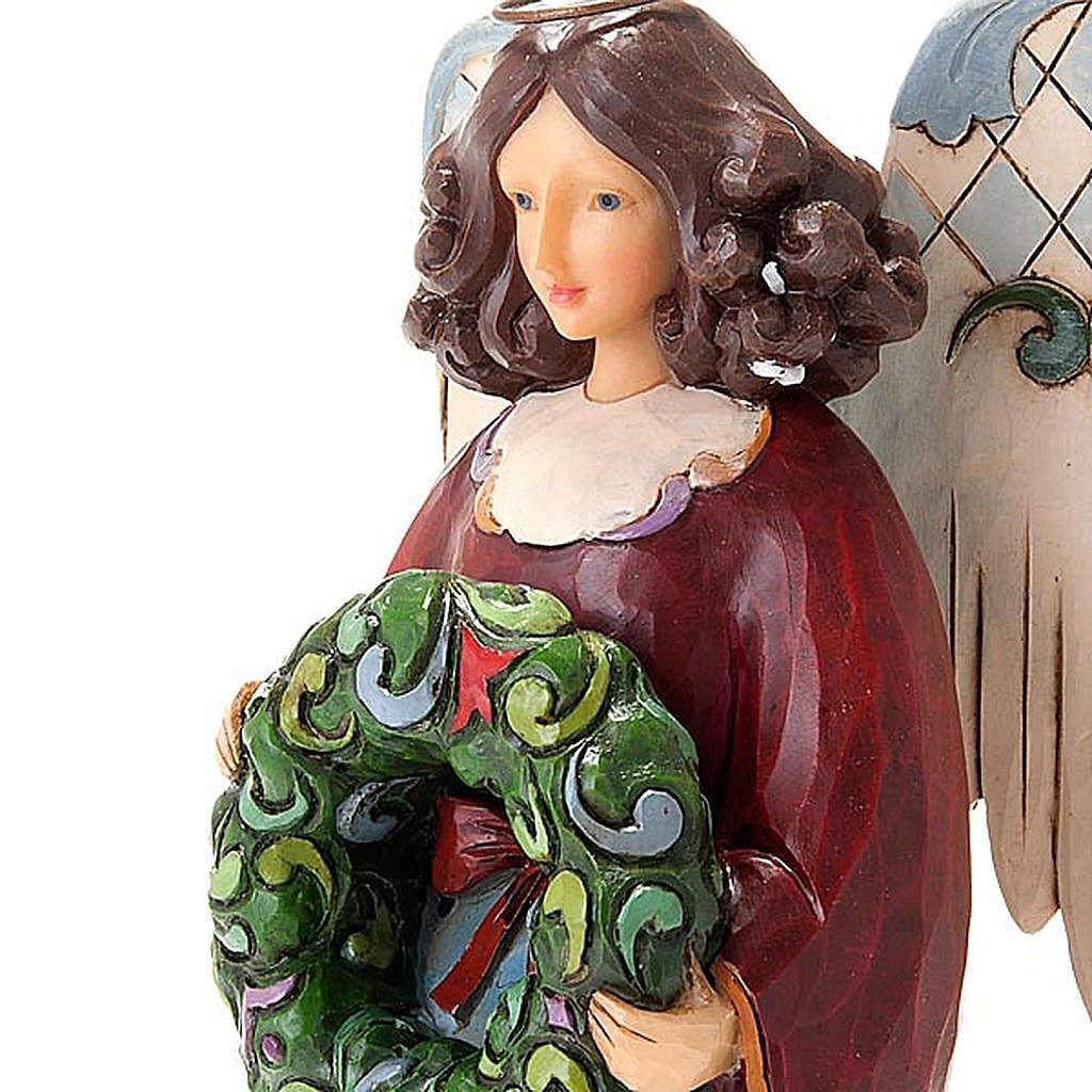 Carillón Ángel del Invierno (Winter Joy) 3