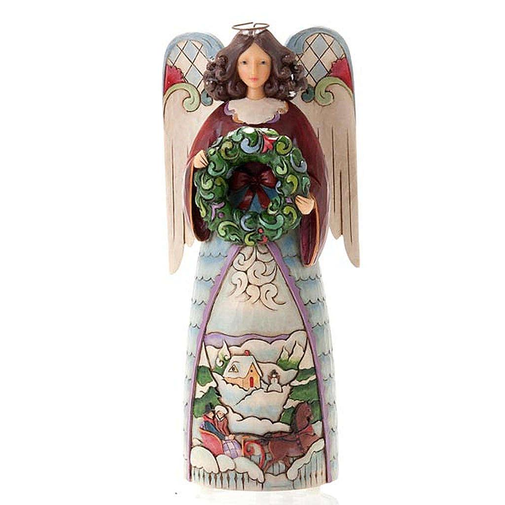 Musical Seasons Angel Winter Joy 3