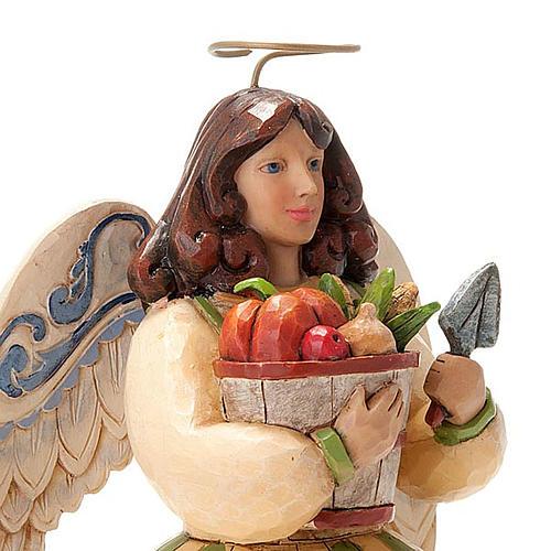 Devoted, Angel of Persistence figurine 4