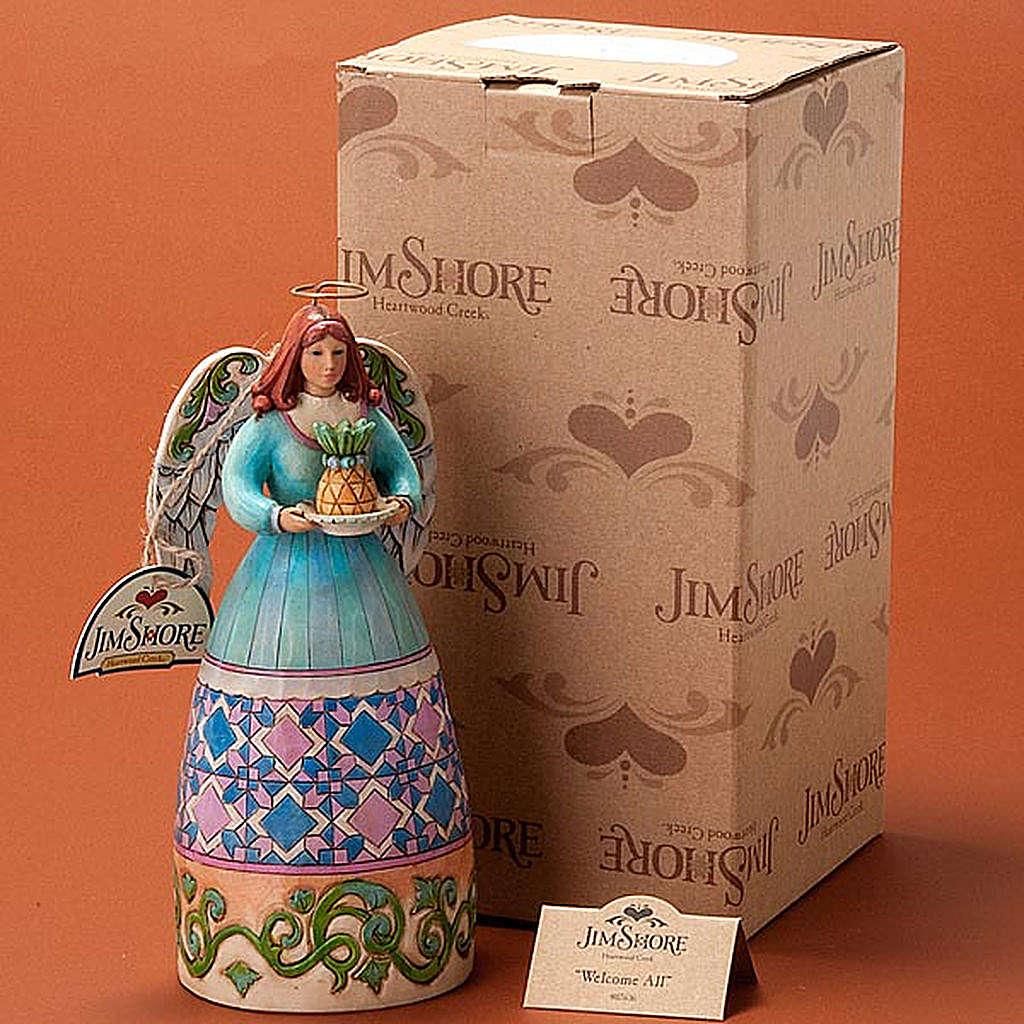 Wellcome All Angel of Hospitality figurine 4