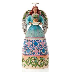 Wellcome All Angel of Hospitality figurine s1