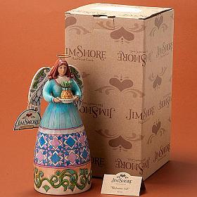 Wellcome All Angel of Hospitality figurine s2