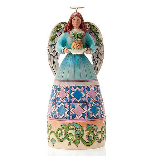 Wellcome All Angel of Hospitality figurine 1