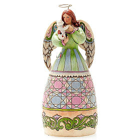 Angel of Contentment figurine s1