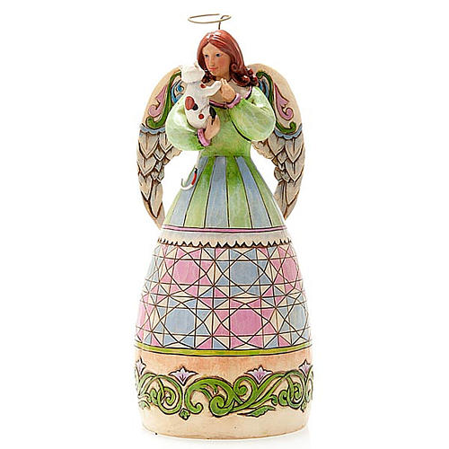 Angel of Contentment figurine 1
