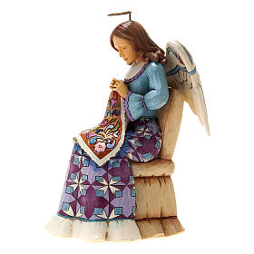 Sewing Angel figurine s3